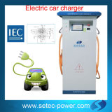 Elektrisches Fahrzeug-schnelle Aufladeeinheit mit SAE/Chademo Verbinder