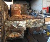 El hierro chatarra chatarra chatarra de aluminio cobre