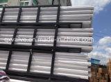 Sch40 Tubo de PVC estándar ASTM para suministro de agua o vaciar el agua con tipos de espesor