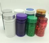 bottiglia laterale diritta della plastica dell'animale domestico 150ml con popolare per l'olio di pesce/capsula