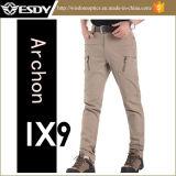 4本のカラーEsdy IX9の屋外の軍のズボンの戦術的な偶然のズボン