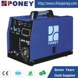 Saldatore portatile MIG-160/180/200 della macchina MIG della saldatura a gas del CO2