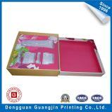 Роскошная бумажная косметическая упаковывая коробка