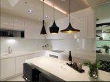 新しいデザイン高い光沢のあるホーム家具の食器棚Yb1709473
