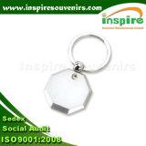 Alliage de zinc personnalisé trousseau vide avec Diamond