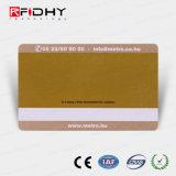 署名棒が付いている最新のNtag213 RFIDの会員証