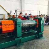 Xk560 réfrigérées en alliage de fonte des rouleaux d'usine de mélange de caoutchouc