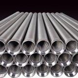 ステンレス鋼のケージのタイプVワイヤースクリーンの管