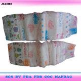 Supa Santiの魔法テープが付いている使い捨て可能な赤ん坊のおむつ