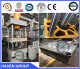 Presse hydraulique du fléau YQ32-200 quatre avec le standrad de la CE