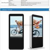 Sの表示を広告する32/42/55/65屋外LCDデジタル
