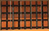 P6 a todo color exterior Alquiler Die-Casting pantalla LED con chapa de aluminio 576x576mm