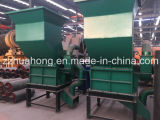 Pulverizador eléctrico de una lata de metal de la máquina trituradora