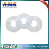 PVC que programa Tag CD de ATA5577 Lf RFID para a gestão de ativos