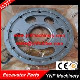 Peças de reposição da bomba hidráulica da máquina escavadora Placa / placa da válvula para Hpv095 / PC200-7