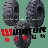 Clique no pneu do carro elevador 8.15-15 sólido tornando o carro elevador melhor