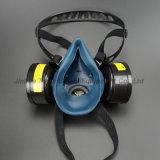 두 배 카트리지 방독면 보호 화학 인공호흡기 (CR6201)