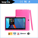 MID 7 polegadas Q88 Android Quad Core 8GB Bluetooth Wiif Tablet PC