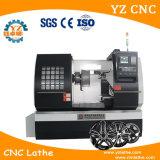 Fabricante China Torno CNC Herramientas de reparación de Llanta de aleación de la máquina de corte de diamantes