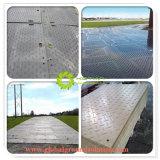 De HDPE plástico de engenharia rodoviária Tapetes de protecção temporária de Fornecedor