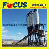 120m3/H pianta d'ammucchiamento concreta stazionaria Hzs120 per il progetto di grande ingegneria