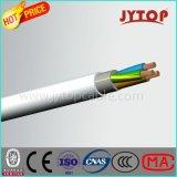 H052xz1-F freies flammhemmendes flexibles XLPE Isolierungs-Kabel des kupfernen Halogen-