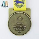 Самая лучшая продавая таможня поставкы бронзы 3D резвится медаль для России