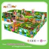 Dschungel-Thema EVA-Innenspielplatz-Gummibodenbelag