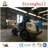 Les machines agricoles Strongbull ZL12 Mini chargeur à roues pour la vente