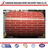 PPGI Farben-überzogener Stahl für Dach oder gewölbt