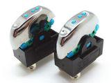 Interruttore di pulsante dell'interruttore chiaro dell'attuatore di Dpst 16A di potere micro