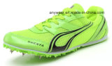 Deportes atlético ejecutando la Formación de zapatillas Zapatos para hombres y mujeres Spike (925)
