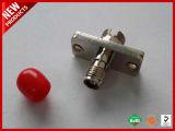 SC D pequeño adaptador de fibra óptica monomodo.