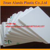 0.55枚の密度の堅い表面PVC泡シート