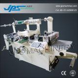 Hoja de silicio y morir máquina cortadora de mica transparente