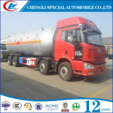 FAW 8X4 LPG Massenzubehör-Lastwagen