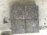 Basalto nero naturale caldo della pietra G684, lastricato cinese del granito