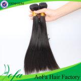 Accessori umani malesi all'ingrosso dei capelli di Remy dei prodotti per i capelli
