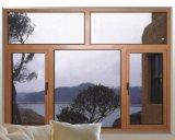 Окно горячего Casement сбывания алюминиевого стеклянное для селитебной дома (ACW-008)