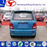 4つのシート電気小型車か乗客の電気自動車