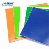Roulis auto-adhésif en gros de vinyle de couleur de découpage de traceur de PVC