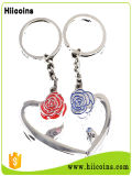 공장 Can는 Promote Products에 Customized Gift Key Activities Metal Key Chain Printing Logo Key Chain있다