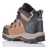 Profesional calientes de protección Zapatos de seguridad resistente para los trabajadores H-8355 Brown