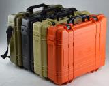 中国の製造業者の黒のプラスチックケースの道具箱の保護箱