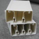 Высокое качество ПВХ для кабельных каналов для прокладки кабелей