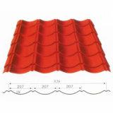 Le toit de tuile glacé par PPGL de PPGI font la machine