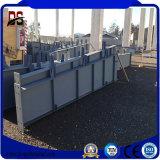 Bâtiments préfabriqués en métal commercial léger pour la vente