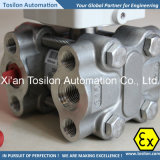 High Temperature transmissor de pressão diferencial para o Gás, Vapor (ATEX aprovado)