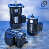 100W-2200W de verticale Elektrische Motor van het Type met de Motor van het Toestel van de Enige Fase van de Rem van het Aluminium - E