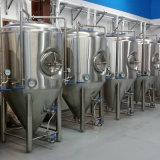 strumentazione Nano utilizzata 3bbl di preparazione della birra con l'UL